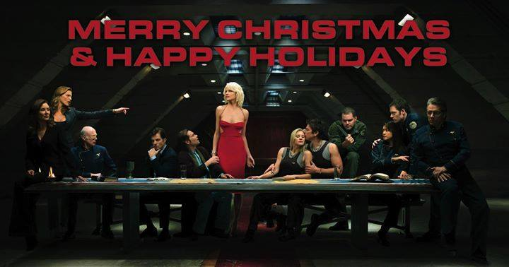 Merry Christmas BSGO