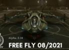 Star Citizen 3.14 Free Fly Gladius